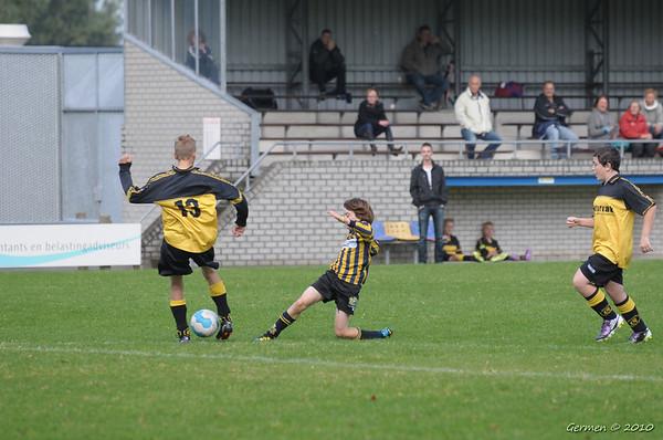 Frisia D3 - Robur D1 (9-0)