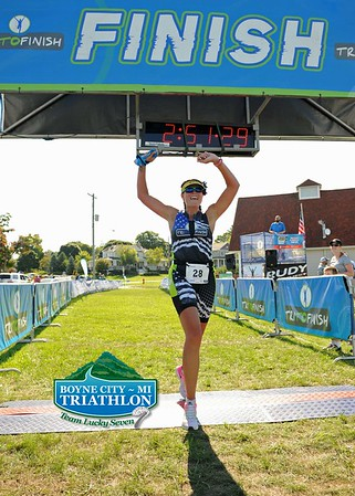 Boyne City Lucky 7 Tri
