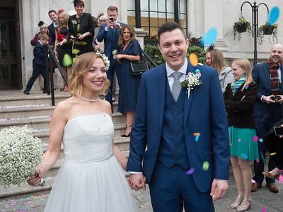 Julia & Jim Wedding