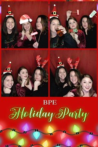 Baldwin Park Elem Staff's 2018 Holiday Party