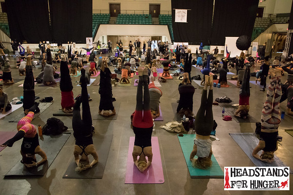 Headstands for Hunger 2016