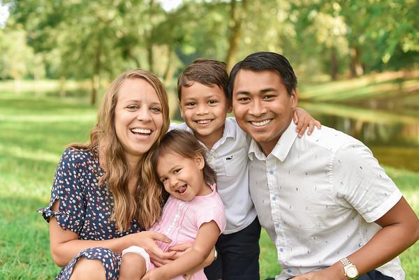 Leigh Family