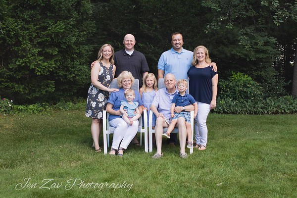 Extended Family Session 2018 - H Family