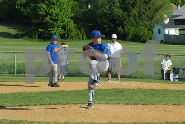 Mets vs Athletics - 5-22-07