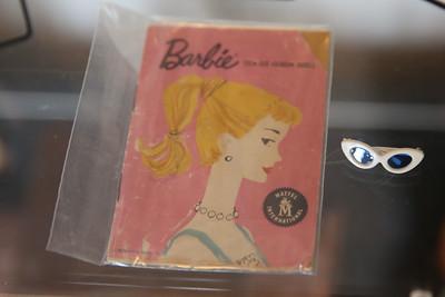 Barbie Exhibit 2014