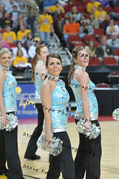 2009 Basketball Halftime Dance