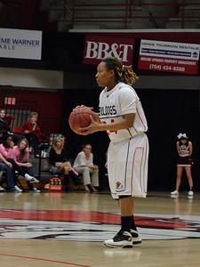 GWU Women's Basketball VS Charleston Southern