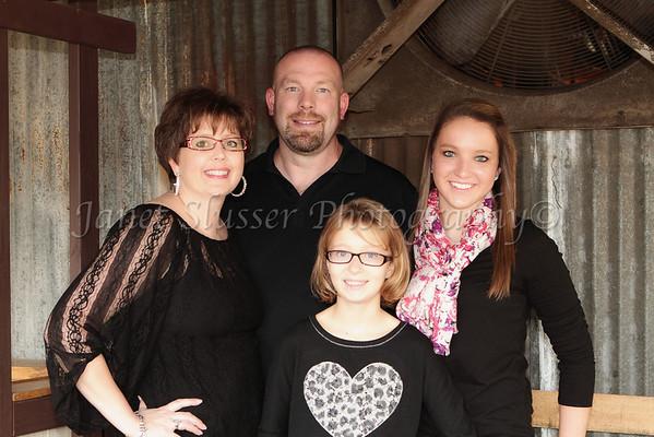 Faass Family 10-13-12