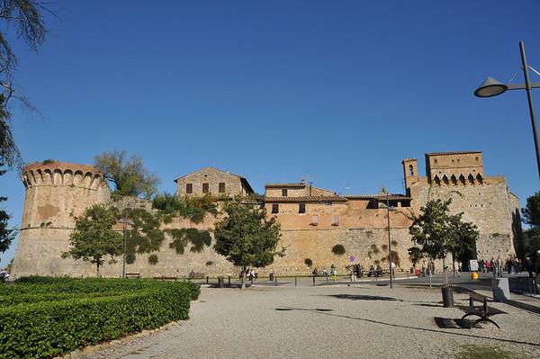 San Gimignano, Tuscany 2010