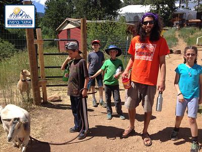 Metaylim Base Camp activities