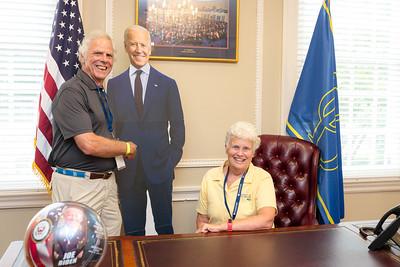 Biden Institute Open House