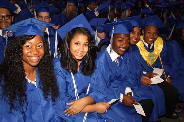 2013 Summit High School Graduation