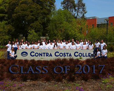 CCC Nursing Class of 2017 Group Pictures