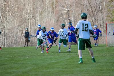 2018-05-01 Oxford Hills vs. Oak Hills Boys' Lacrosse