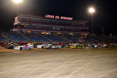 MLRA Late Models - Lloyd Collins photos
