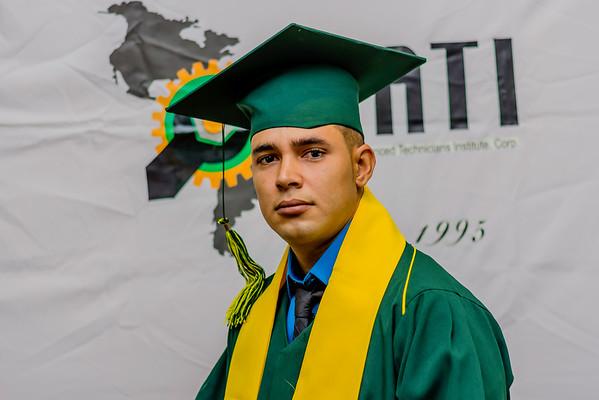 AATI 2015 Fall Graduation