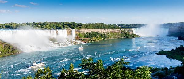 Niagara Falls, Canadian View
