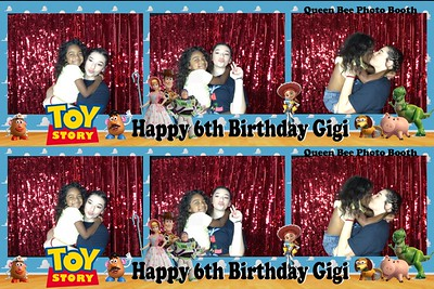 Gigi's 6th Birthday