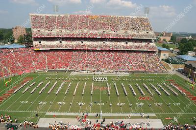 Maryland Game Performance