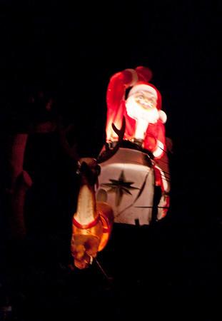 Maywood Christmas Lights 2010
