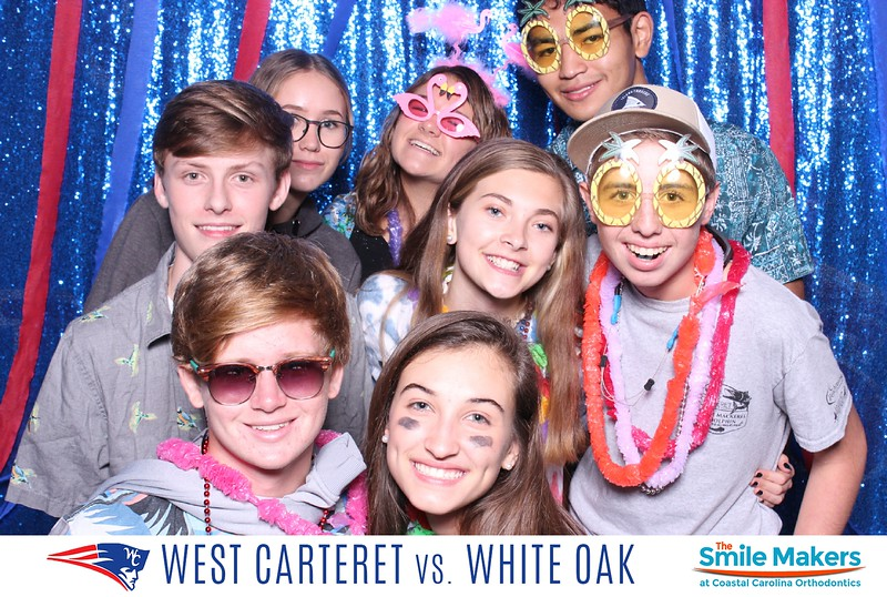 West Carteret Homecoming Game