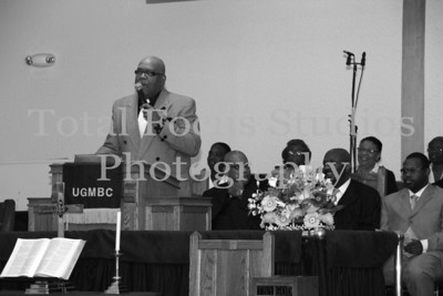 UGMBC 67th Church Pre- Anniversary Program