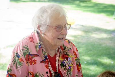 Eilene 100th Birthday Party