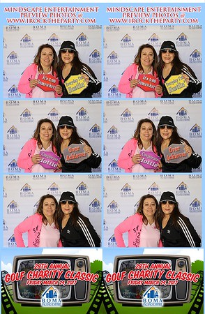 2017 BOMA Golf Charity Tournament-Photo Booth Pictures