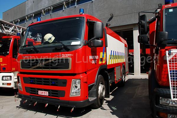 Fire Brigade Ghent / Brandweer Gent (Belgium)