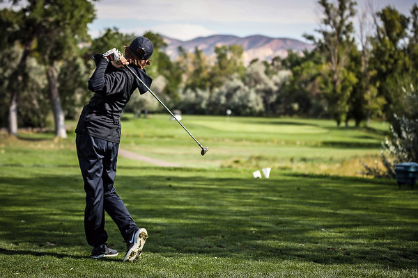 Uintah High Boys Golf 2020