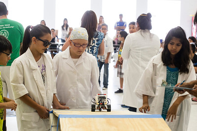 Lujan Chavez Summer Robotics Camp
