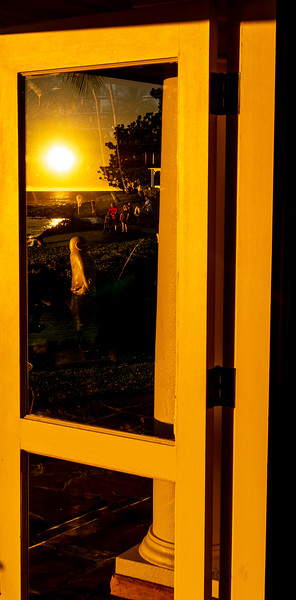 People in Warm Light