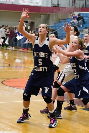 Monroe County VS Metcalfe County Girls