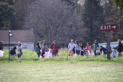 YMCA visits Byler's Farm, Pumpkin Festival, Slatington (10-18-2011)