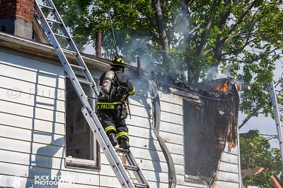2 Alarm House Fire - 43 Smith St, Port Chester, NY - 5/28/21