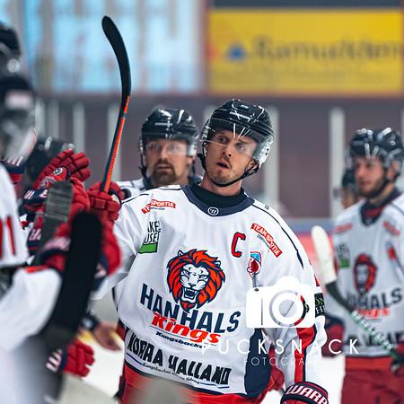 Hockeyettan Södra: Borås HC - Hanhals IF 2020-10-12