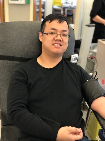 S27- Community Engagement- CBS Blood Drive - February 18th, 2019