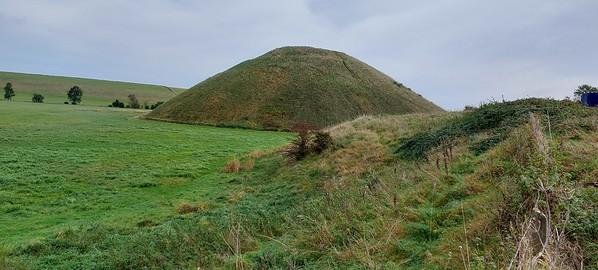 Silbury Hill Wiltshire 2021