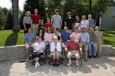 Martha's 80th Birthday Party
