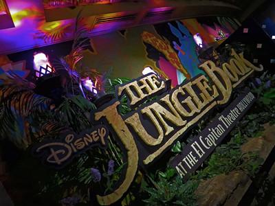 El Capitan Theatre - The Jungle Book (2016)