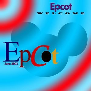Disney World - Epcot - June 2003