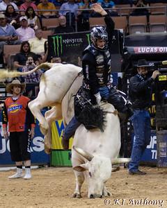 PBR 2013 Last Cowboy Standing - Round 4