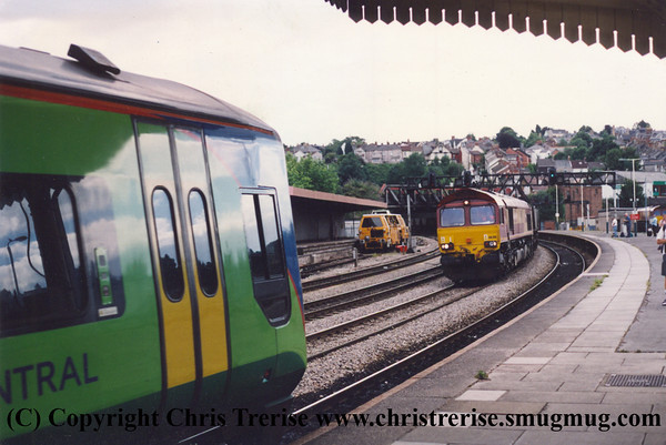Railway Photos 2000
