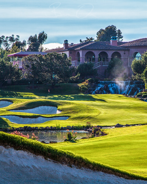 The Grand Del Mar Golf Photography