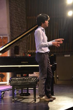 Pianist Sean Chen (08/26/16)