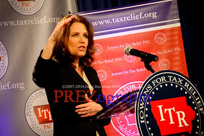 Michelle Bachman at ITR