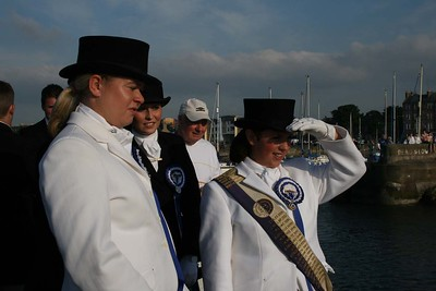 Harbour Ceremony