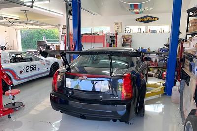 2003 Cadillac CTS-V Race Car