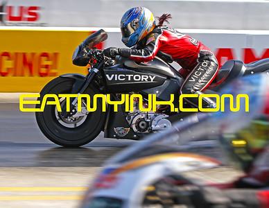 NHRA Pro Stock Motorcycle 2015