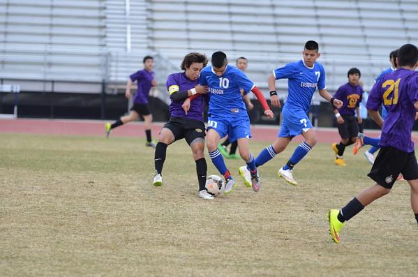 N. Whitfield Boys vs Eastbrook 3-9-15